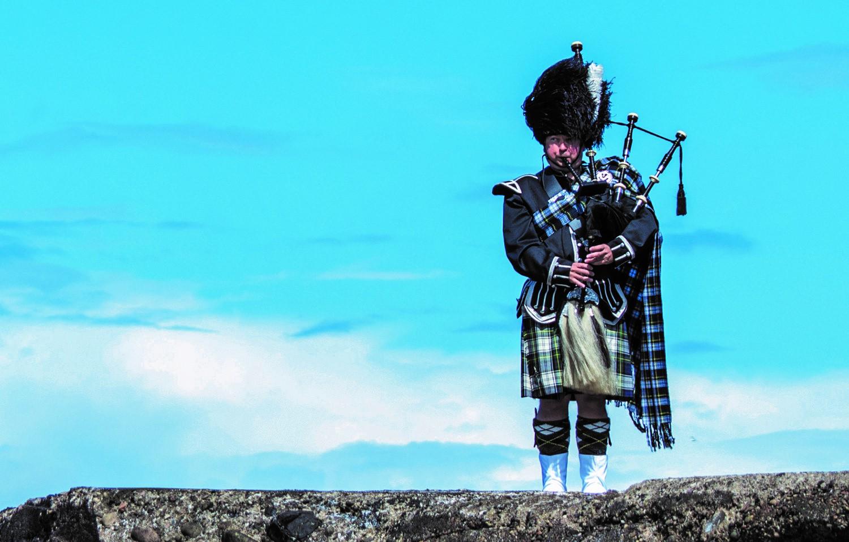 Linnojen ja tarinoiden Skotlanti