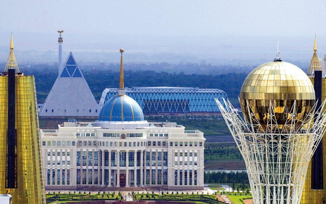 Moni-ilmeinen Kazakstan