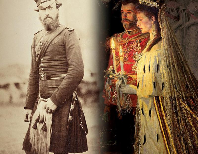 Kuninkaalliset ja Romanovit Lontoossa