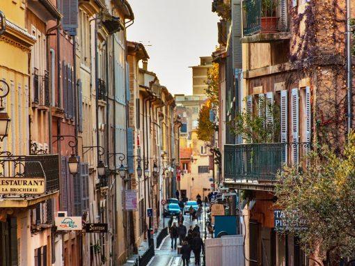 Provencen kätketyt aarteet