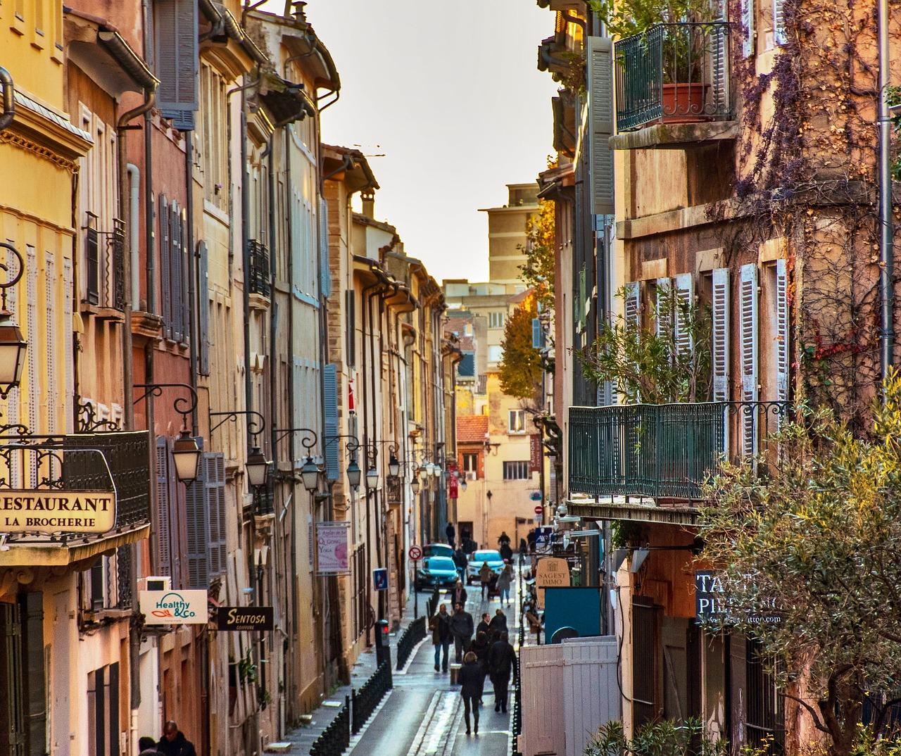 Tuntematon Provence