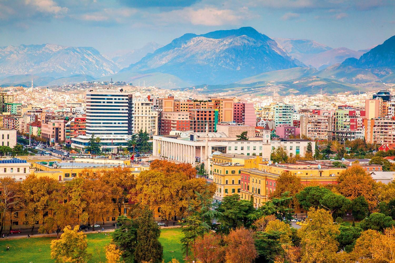 Tuntematon Albania
