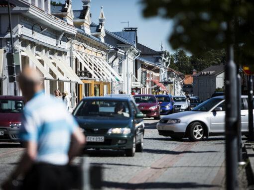 Virkisty Pori-Rauma matkalla