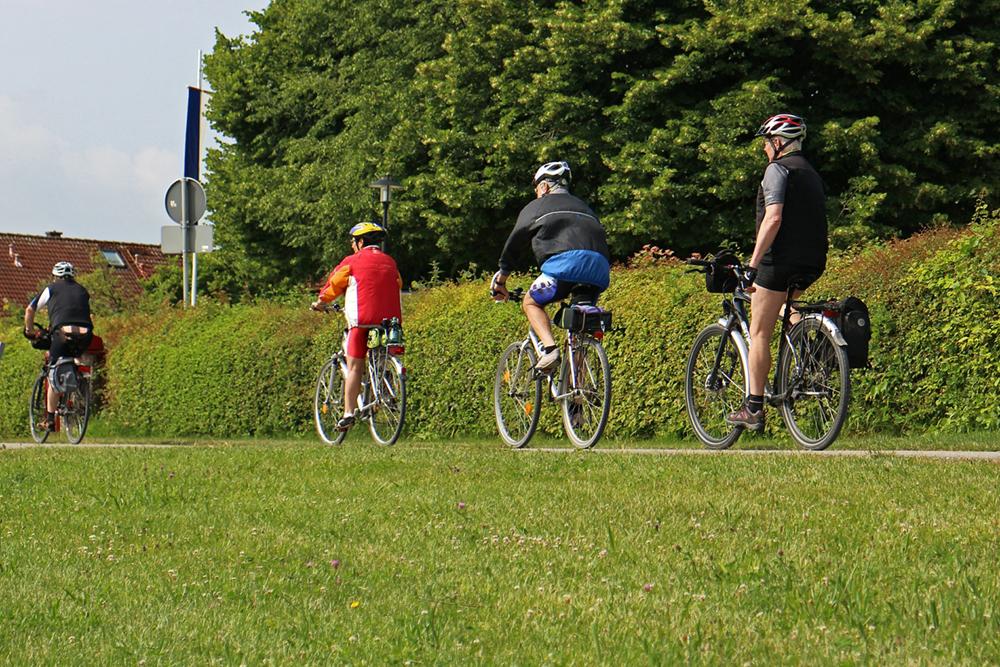 Pyöräilymatka Ahvenanmaalla